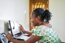 Novartis Foundation and Ghana Health Service announce successful integration and scale-up of telemed